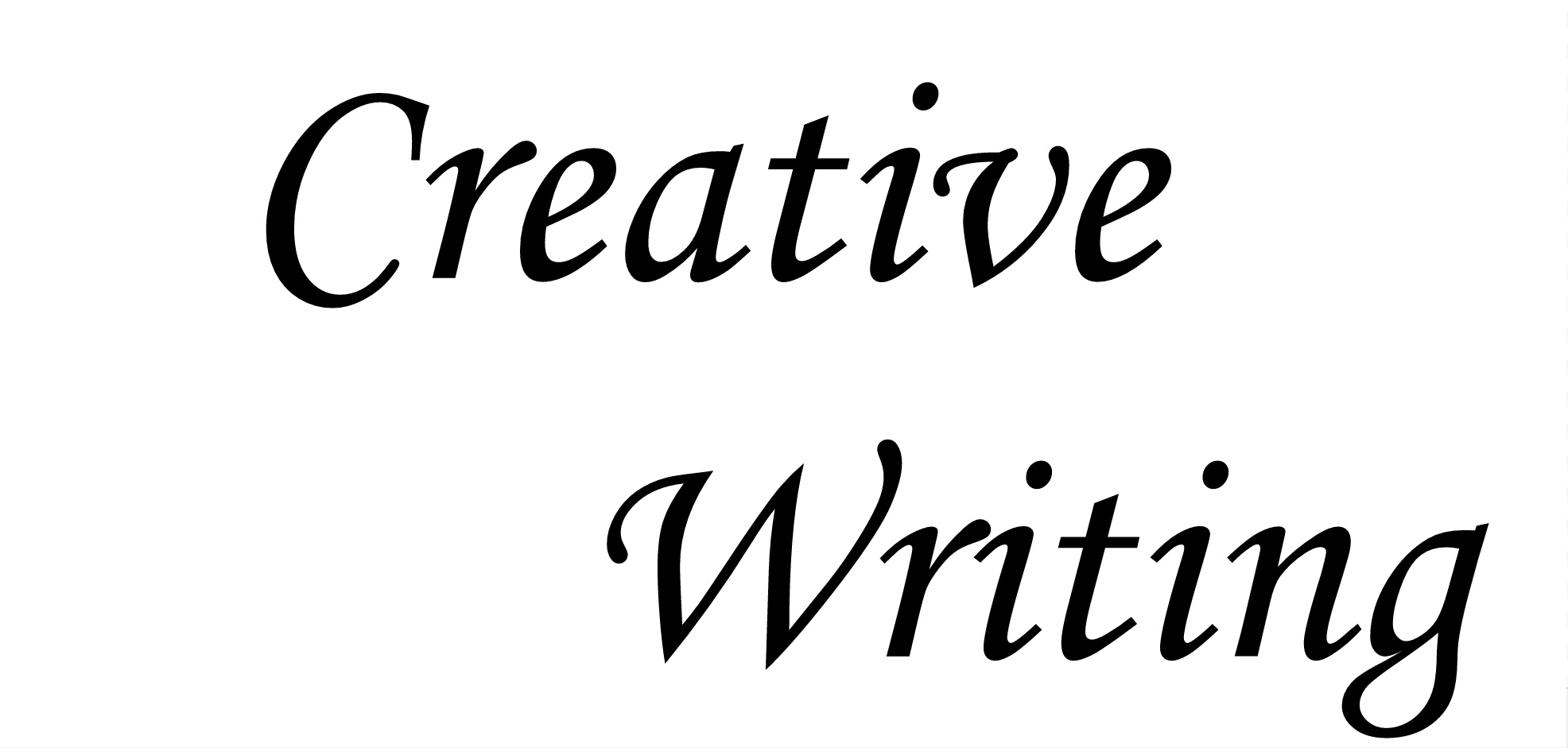 creative writing college People who searched for creative writing courses found the following information relevant and useful.